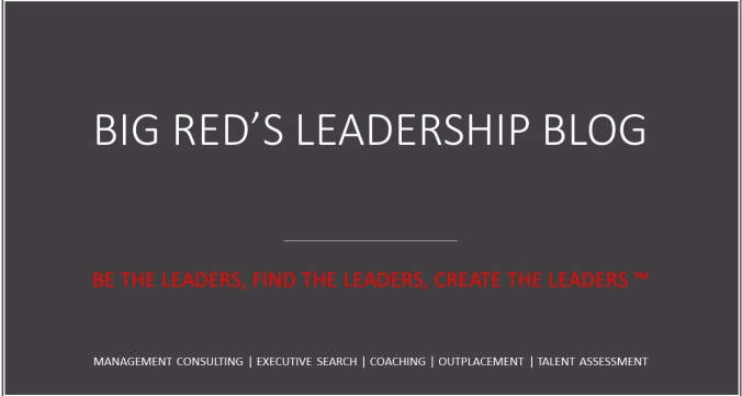 BIG RED_S LEADERSHIP BLOG